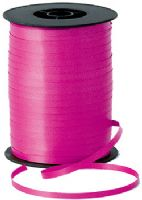 500m Hot Pink Curling Ribbon